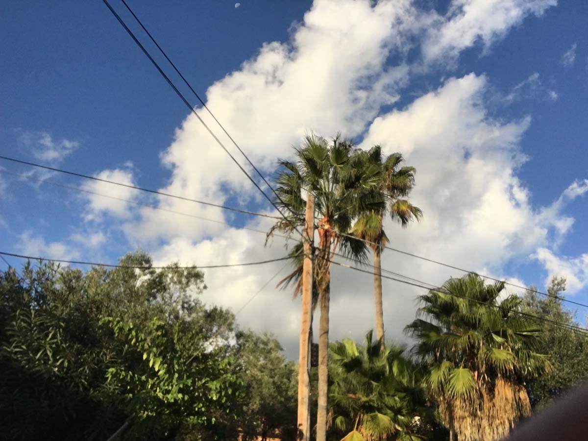 Das Mallorca-Wetter für den 30.10.2018