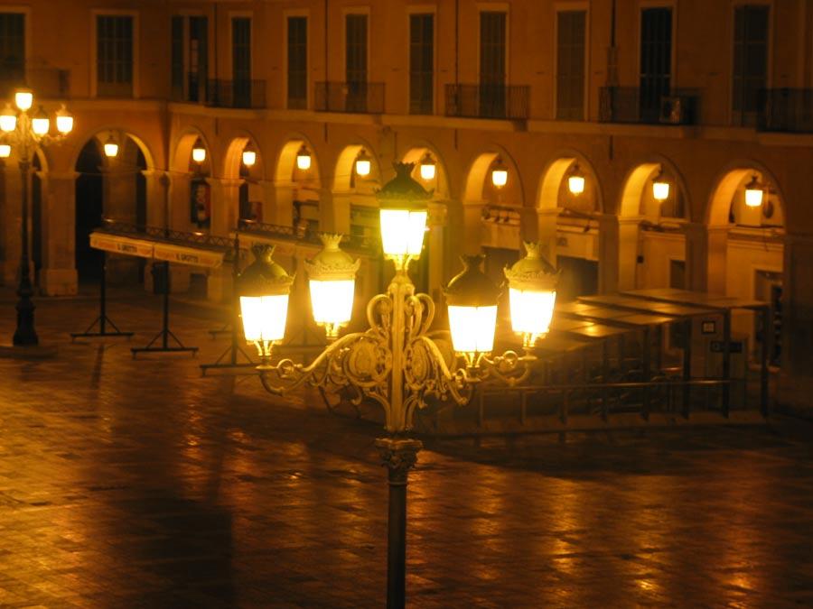 Strassenlaterne, Palma, Plaza Mayor