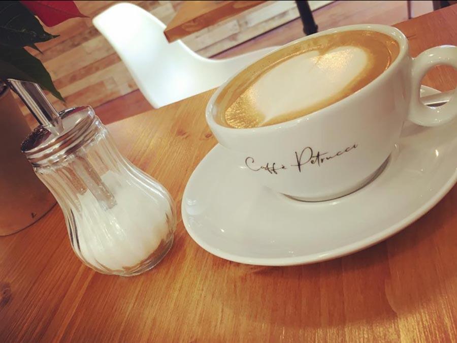 Caffe Petrucci in Palma, Mallorca