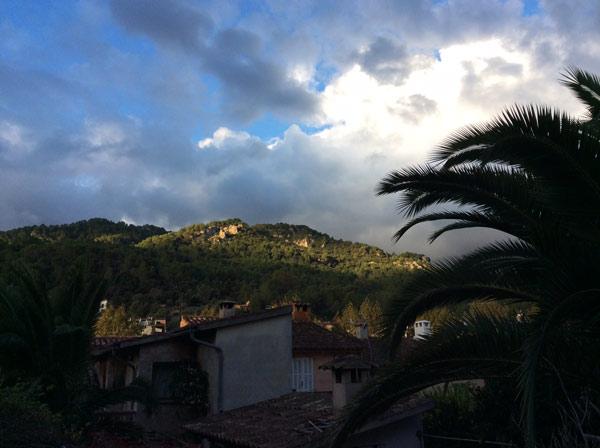 Das Wetter auf Mallorca am 03.11.18