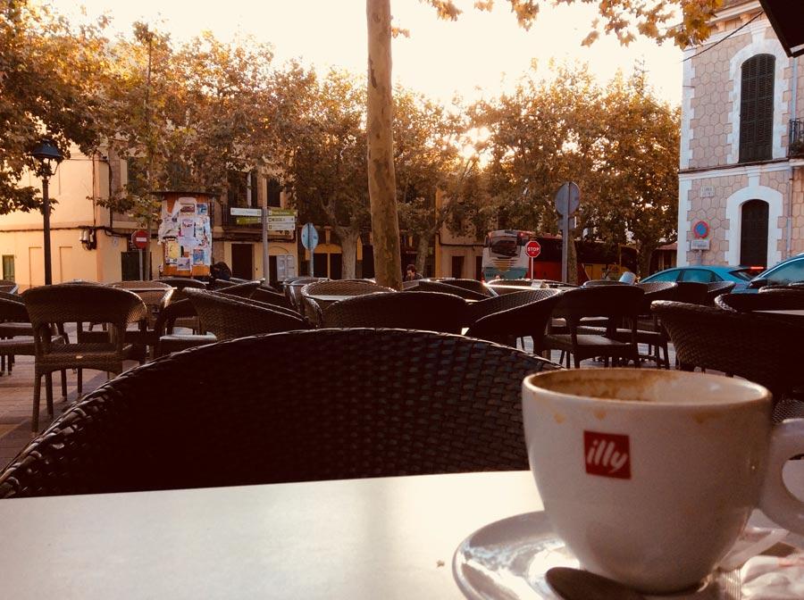 Das Mallorca-Wetter im November