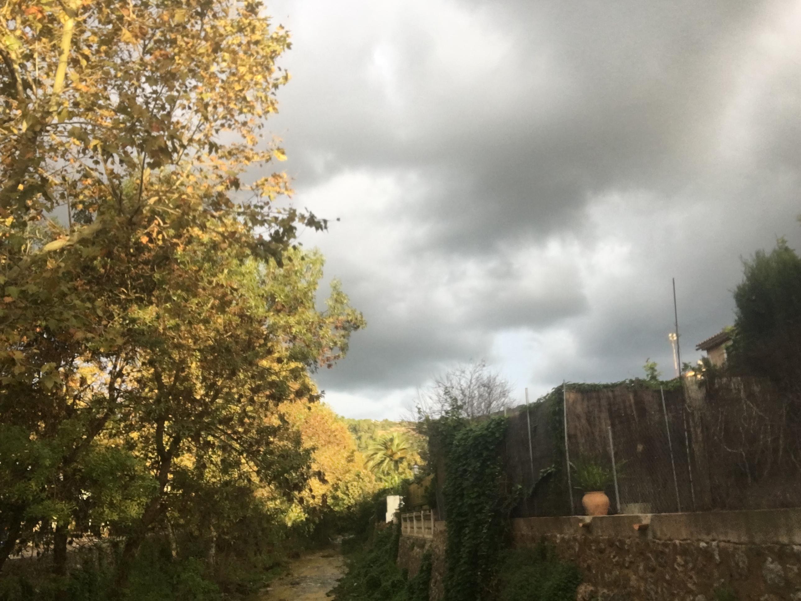 Das Mallorca Wetter am 02.11.2018