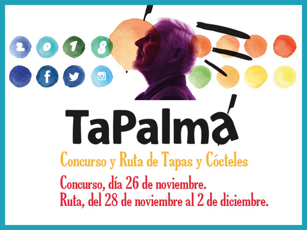Tapalma, die Tapas-Messe 2018 in Palma de Mallorca