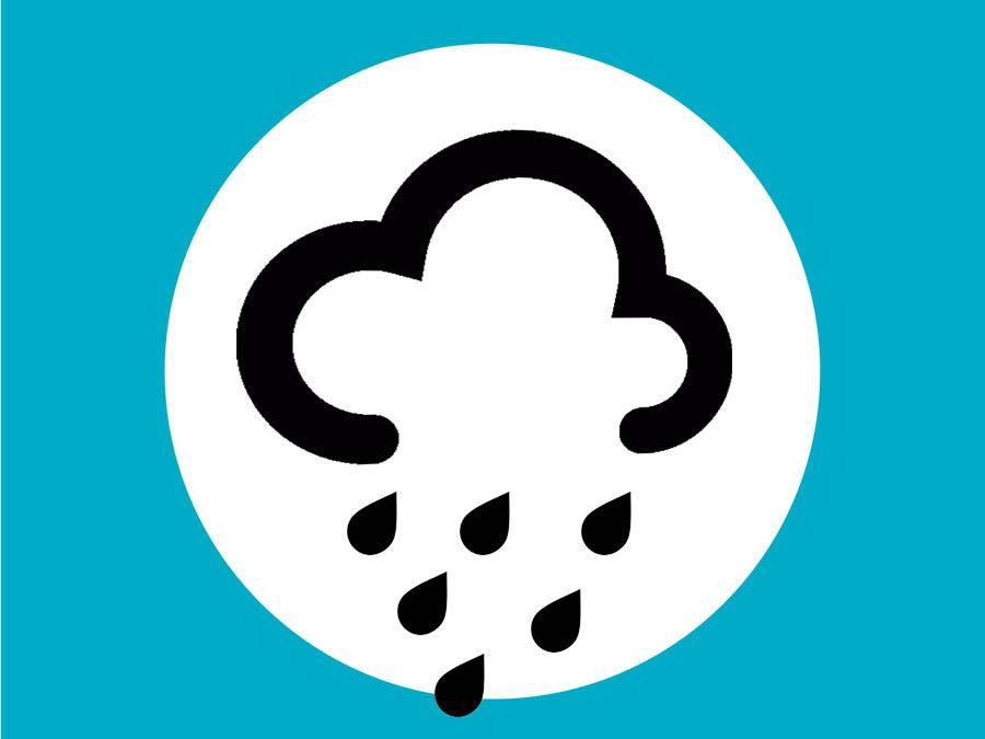 Regenwetter auf Mallorca