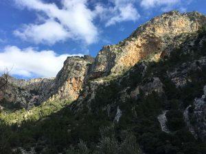 Barranc, Biniaraix, Mallorca, wandern