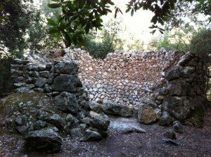 Tramuntana, Mallorca: pedra en sec