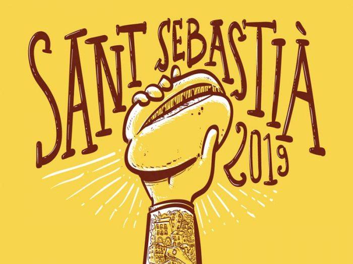 Palma de Mallorca: Sant Sebastia 2019
