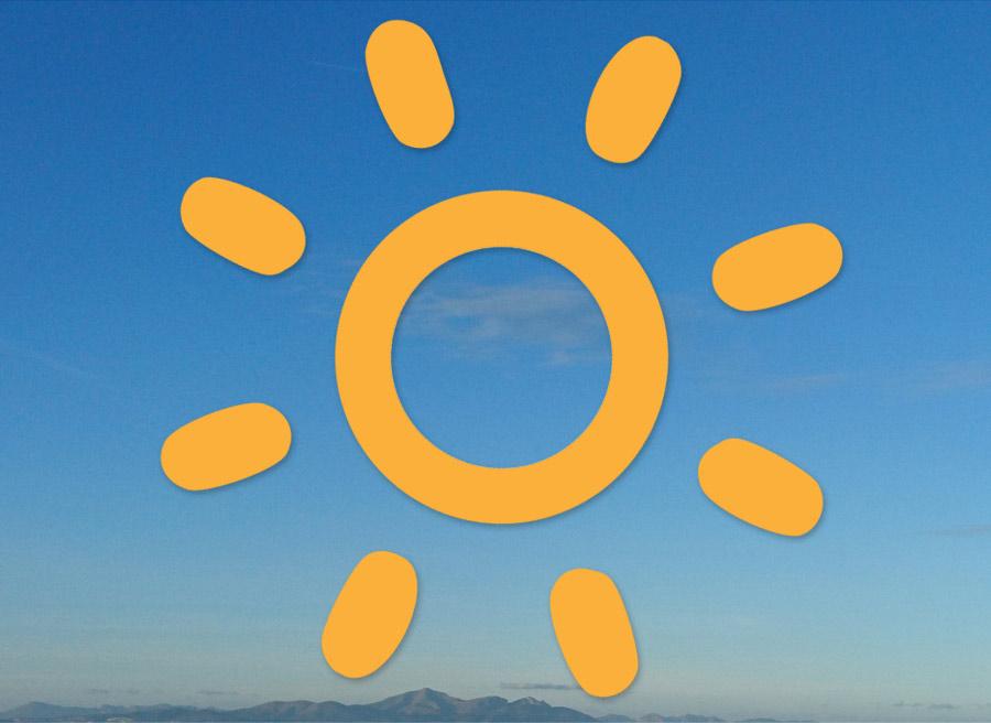 Sonnen-Wetter auf Mallorca